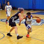 Randolph High School Girls Varsity Basketball beat Marian High School 48-33