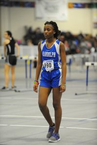 Girls Indoor Track and Field 2014-2015