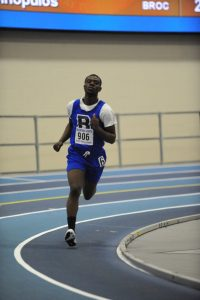 Boys Indoor Track and Field 2014-2015