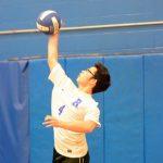 Randolph High School Boys Varsity Volleyball beat Madison Park High School 3-0