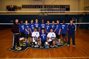 Boys Volleyball 2015