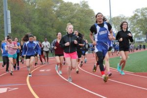 RCMS vs RHS Outdoor Track and Field Invitational 2015