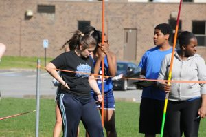 Girls Outdoor Track & Field 2015