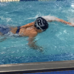 South Shore League Swimming Championships (Medals for top 6)