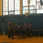 Blue Devils Game of the Week: Boys Volleyball against O'Bryant!!