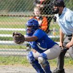 Blue Devils Softball pick up first win of the season beat Boston English High School 26-22