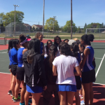 Randolph Girl's Tennis Video