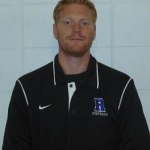 RHS welcomes our new Boys Indoor Track Coach Lonnie Simmons