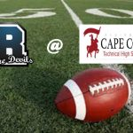 Varsity Football Game @ Cape Cod Tech
