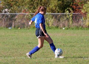 RCMS Girls Soccer