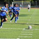 Allexis Miranda named to the Girls Soccer South Shore League All-Star Team