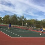 Girls Varsity Tennis beats O'Bryant School Of Math & Science 4 – 1