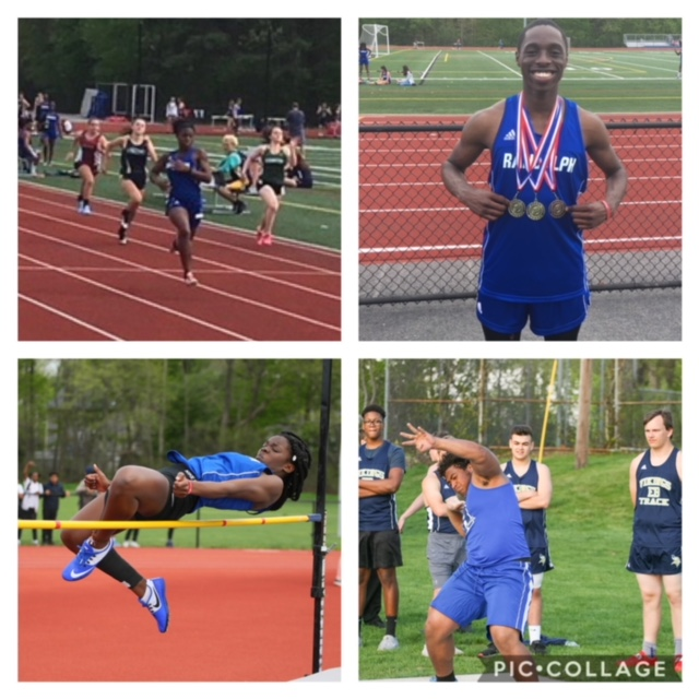 Congratulations to our 4 Outdoor Track & Field South Shore League All-Stars