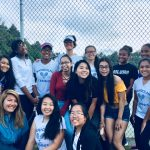 Girls Varsity Tennis beats Carver 3 – 2