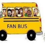 Fan Bus for Football Semi-Finals 11-8-19