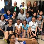 Girls Varsity Tennis beats Mashpee 3 – 2!!