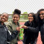 Girls Varsity Tennis beats Boston Latin Academy 3-2!!
