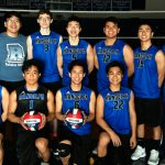 Boys Varsity Volleyball falls to Newton North 3 – 1