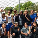 Girls Varsity falls to Bishop Stang 2-3 in MIAA Tournament…