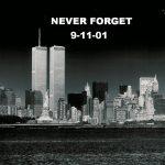 Remember 9/11/01