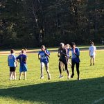 RCMS Cross Country  Results for week 10/21