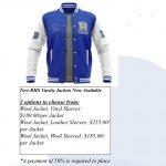 Brand New RHS Varsity Jackets!!!