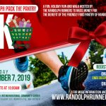 Come Join Us In The Randolph Pack the Pantry 5K Race