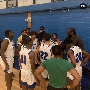 2019-2020 Boys Basketball Blue Devils