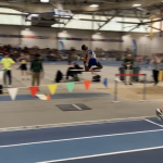 Gardy Augustin Makes Waves at Invitational