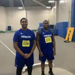 Shot Put Duo Qualifies for States