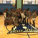 2/10 RHS Girls Basketball Senior Day