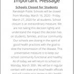 Important School News!!!!!