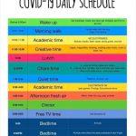 Helpful Schedule
