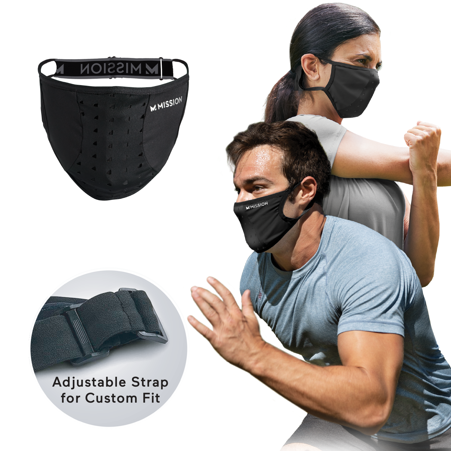 Sports Masks Options for RHS Student Athletes