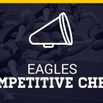 Eagles Competitive Cheer Logo