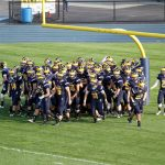 Piece of the KLAA West Title on the line for Varsity Football