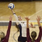 Hartland Volleyball-KLAA WEST CHAMPS!!