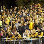 Varsity Football-Playoffs Round One