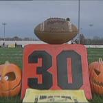 Halloween and Football in Hartland