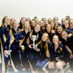 Girls Swim & Dive to Conferences Saturday