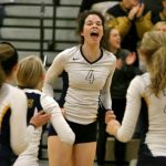 Volleyball SWEEPS Districts