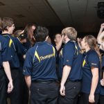 Hartland Bowlers Roll into 2015