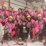 Hartland Hockey Wins Big