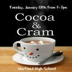 Cocoa & Cram for Freshman