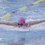 Spotlight on Maddie Mince, one of Livingston County's Top 5 Preseason Swimmers.