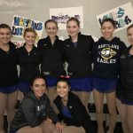 Hartland High School Coed Varsity Figure Skating Skating finishes 2nd place