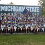 Hartland MS Cross Country Team Competes at MSU