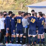 Boys Soccer Defends their District Championship Saturday!