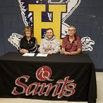 Varsity Bowler Michelle Thompson Commits to Aquinas College