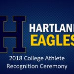 2018 College Athlete Recognition Ceremony